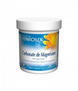 Fenioux - Carbonate de Magnésium - 200 Gélules