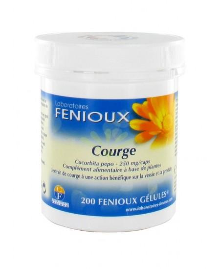 Fenioux - Courge - 200 Gélules
