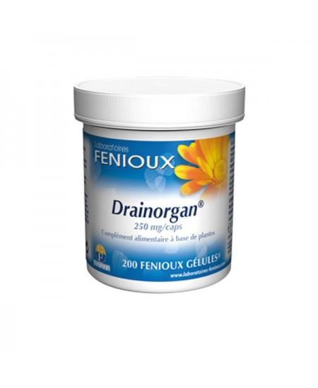 Fenioux - Drainorgan - 200 Gélules