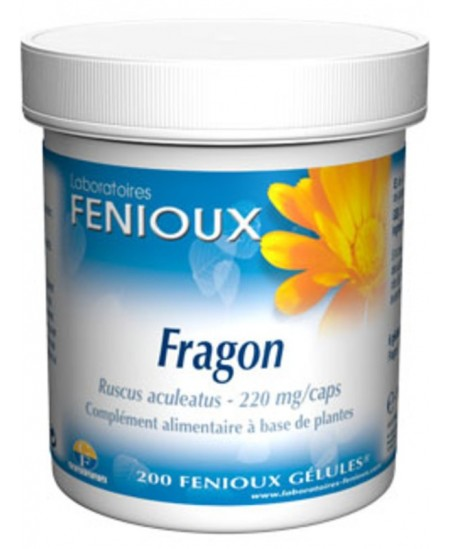 Fenioux - Fragon - 200 Gélules