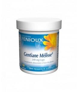 Fenioux - Gentiane Mélisse - 200 Gélules
