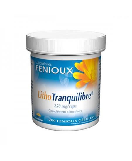 Fenioux - LithoTranquilibre - 200 Gélules