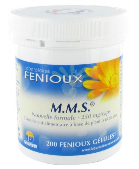 Fenioux - M.M.S. - 200 Gélules