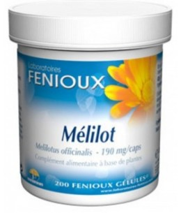 Fenioux - Mélilot - 200 Gélules
