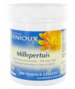 Fenioux - Millepertuis - 200 Gélules