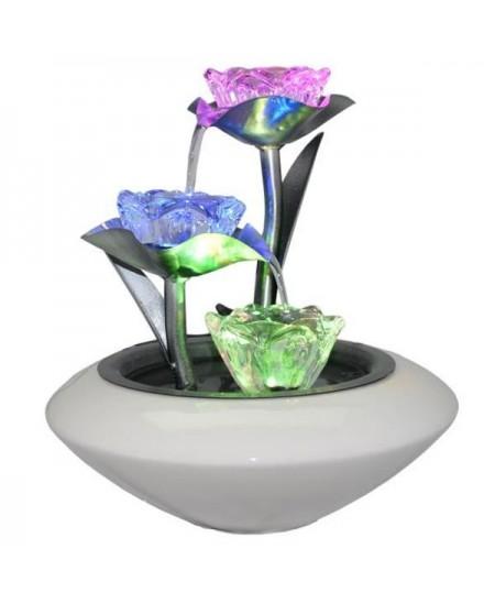 Zen'Arôme - Fontaine d'Intérieur Cristal Line Floréa
