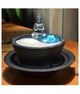 Zen'Arôme - Fontaine d'Intérieur Nature Fengshui Yin Yang