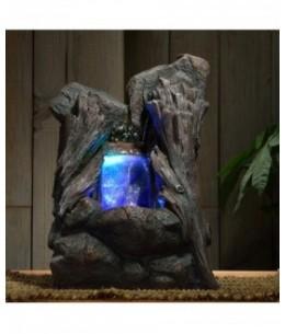 Zen'Arôme - Fontaine d'Intérieur Nature Legno