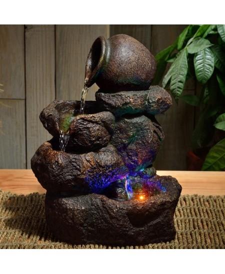 Zen'Arôme - Fontaine d'Intérieur Nature NIVELLO