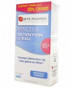Forté Pharma - Minceur Rétention D'eau 45+ - 56 Comprimés