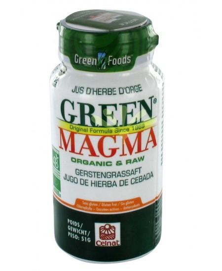 Green Magma - Jus D'Herbe D'Orge - 136 Comprimés Bio