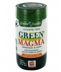 Green Magma - Jus D'Herbe D'Orge - 80 Gr Poudre Bio