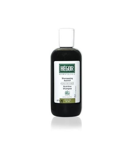 Hégor - Huile de Cade Shampooing Cheveux Secs - 300ml
