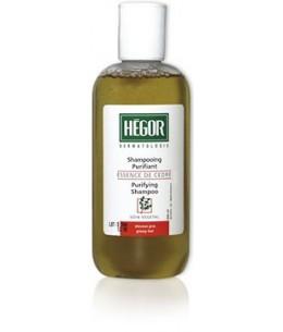 Hégor - Huile de Cèdre Shampooing Cheveux gras - 300ml