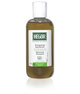 Hégor - Shampooing Romarin Cheveux - 300mlnormaux