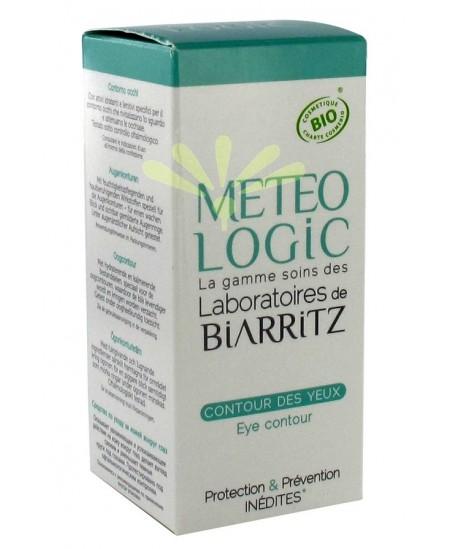 Laboratoires De Biarritz - MeteoLogic - Contour Des Yeux Bio - 15 Ml
