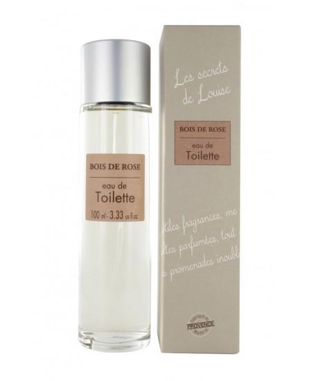 Les Secrets de Louise - Eau de Toilette Bois De Rose - 100 ml