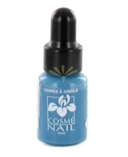 Lisandra Paris - Cosmé Nail - Mini Vernis à Ongles - Bleu Turquoise - 5 ml