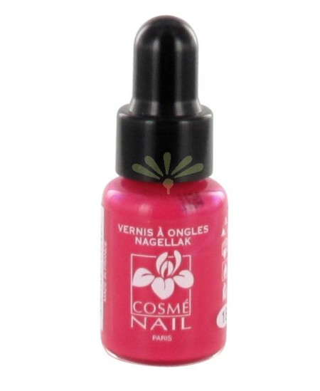 Lisandra Paris - Cosmé Nail - Mini Vernis à Ongles - Fushia - 5 ml