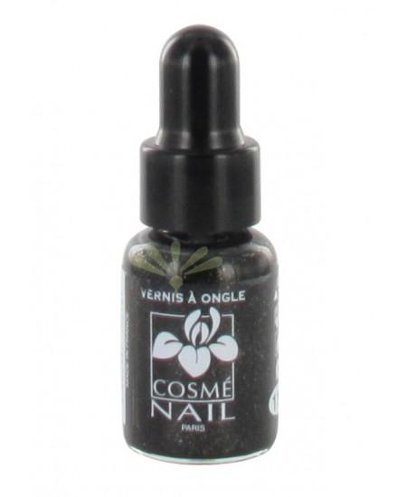 Lisandra Paris - Cosmé Nail - Mini Vernis à Ongles - Noir Nacré - 5 ml