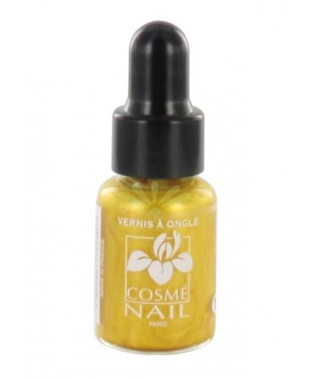 Lisandra Paris - Cosmé Nail - Mini Vernis à Ongles - Or Nacré - 5 ml