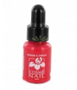 Lisandra Paris - Cosmé Nail - Mini Vernis à Ongles - Rose Indien - 5 ml
