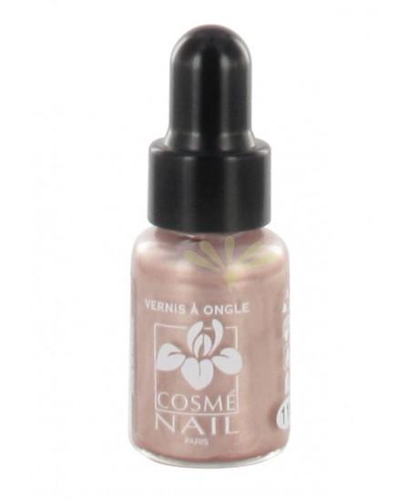 Lisandra Paris - Cosmé Nail - Mini Vernis à Ongles - Rose Poudré - 5 Ml