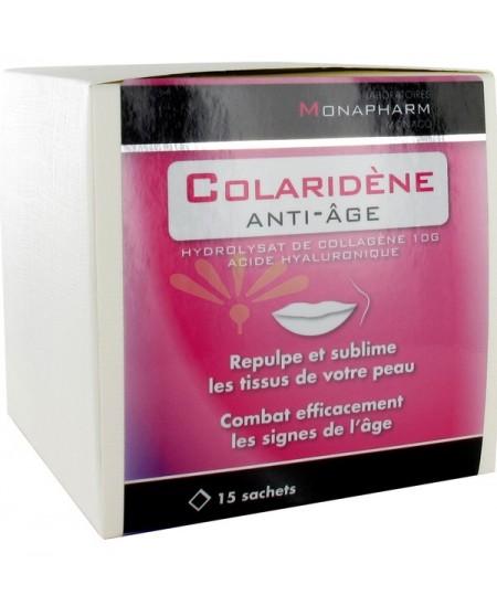 Monapharm - Colaridène anti-âge - 15 sachets