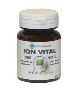 Monapharm - Ion Vital - 40 Gélules