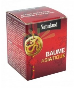 Naturland - Baume Asiatique baume de massage