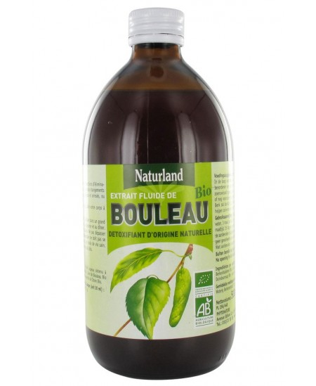 Naturland - Bouleau Bio - Boisson