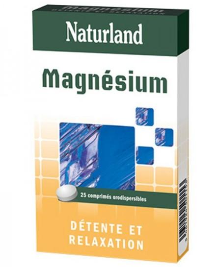 Naturland - Magnésium - Orodispersibles