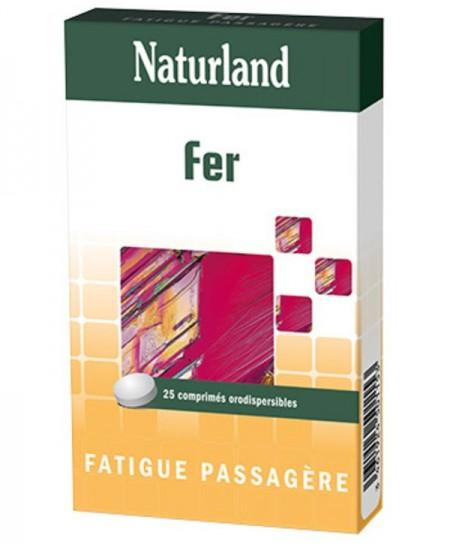 Naturland - Oligo-élément Fer