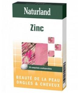 Naturland - Zinc - Orodispersibles