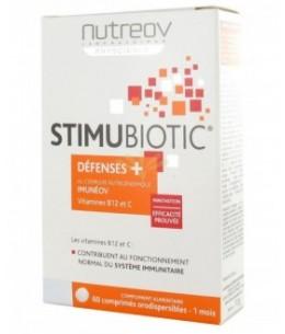 Nutreov - Stimubiotic Défenses+ - 60 Comprimés