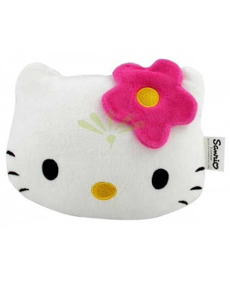 coussin hello kitty Hello Kitty   Coussin Bouillotte aux graines de Colza   PharmUp coussin hello kitty