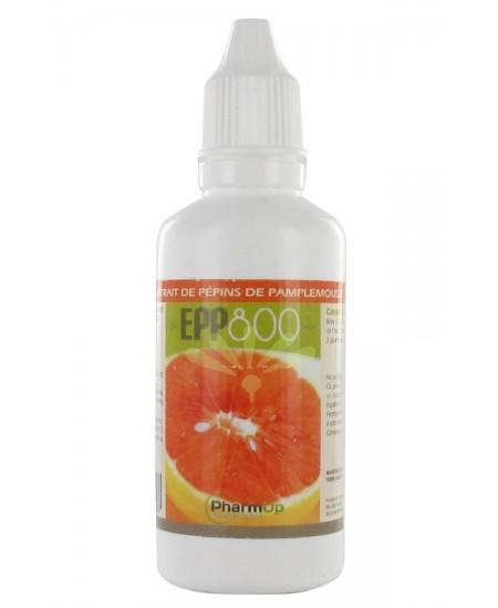 PharmUp - EPP800 - Extrait de pépins de pamplemousse - 50 ml