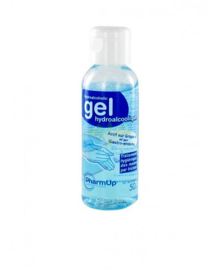 PharmUp - Gel Hydroalcoolique - 50 ml