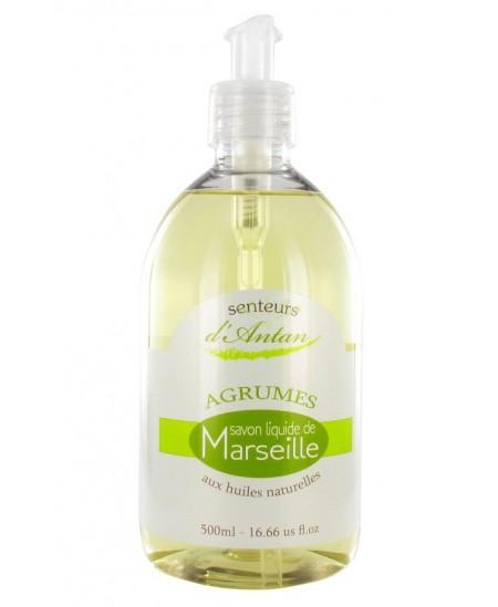 PharmUp - Savon liquide de Marseille - Agrumes - 500 ml