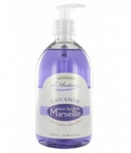 PharmUp - Savon liquide de Marseille - Lavande - 500 ml