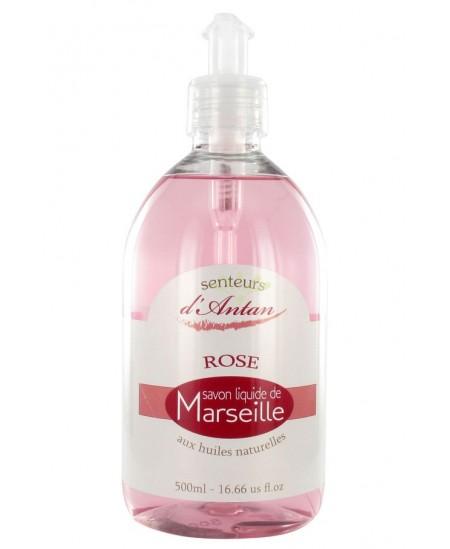 PharmUp - Savon liquide de Marseille - Rose - 500 ml