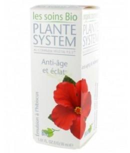 Plante System - Les Soins Bio - Emulsion Anti-âge et eclat