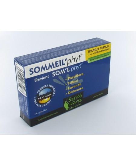 Santé Verte - Som'L Phyt - 30 Comprimés