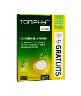 Santé Verte - Toniphyt Boost - 45 comprimés