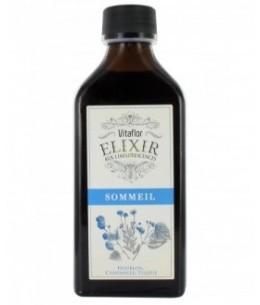 Vitaflor - Elixir Aux 3 Inflorescences - Sommeil - Flacon 200 Ml