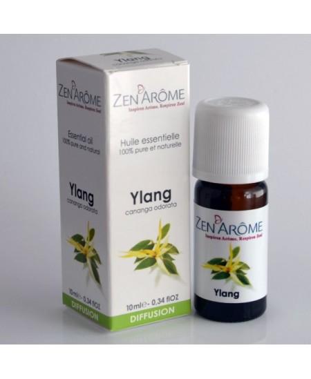 Zen'Arôme - Huile essentielle d'Ylang - 10ml