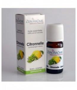 Zen'Arôme - Huile essentielle de Citronnelle - 10ml