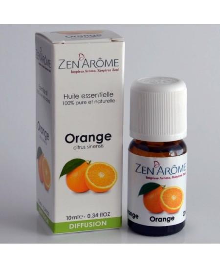 Zen'Arôme - Huile essentielle d'orange - 10ml