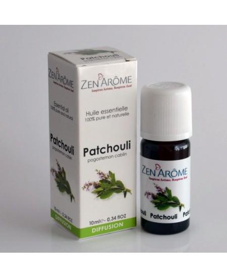 Zen'Arôme - Huile essentielle de Patchouli - 10ml