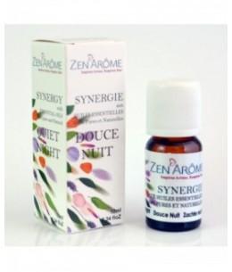 Zen'Arôme - Synergie d'huiles essentielles douce nuit - 10ml